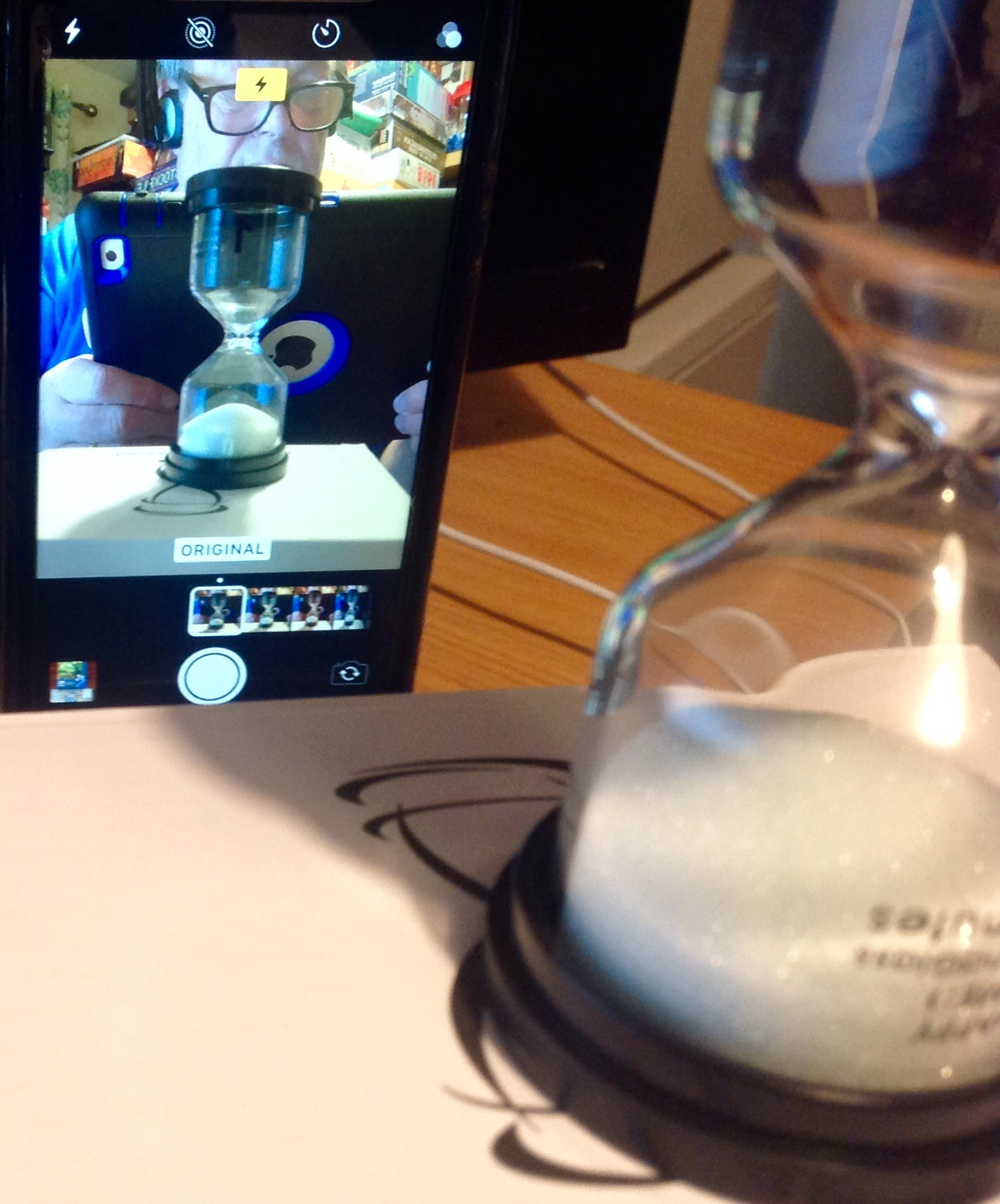 1 Minute Sand Timer